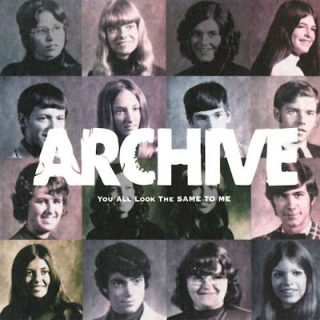 Archive - You All Look The Same To Me [2CD] (2002) 320 kbps + Scans
