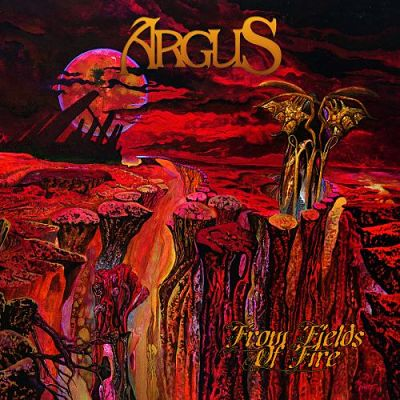 Argus - From Fields of Fire (2017) 320 kbps