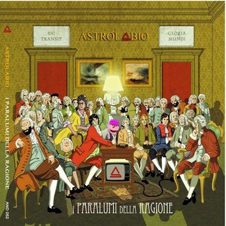 Astrolabio - I Paralumi Della Ragione (2017) 320 kbps