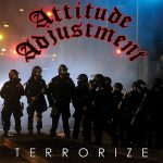 Attitude Adjustment – Terrorize [EP] (2016) 320 kbps