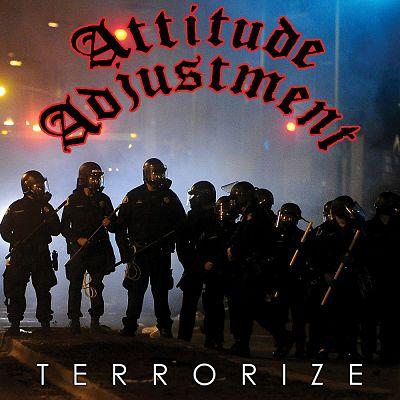 Attitude Adjustment - Terrorize [EP] (2016) 320 kbps