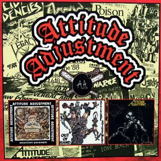 Attitude Adjustment - The Collection [Compilation] (2010) 320 kbps