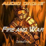 Audio Drone - Fire And War (2017) 320 kbps