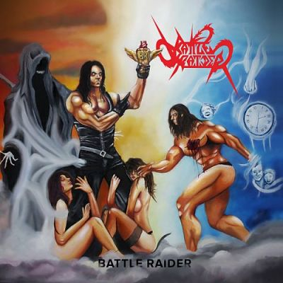Battle Raider - Battle Raider (2017) 320 kbps