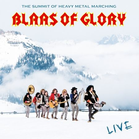 Blaas of Glory - Blaas of Glory - Live (2017) 320 kbps
