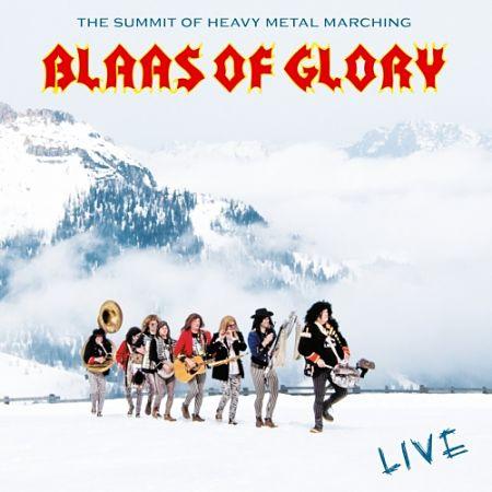 Blaas of Glory - Blaas of Glory - Live (2017) 320 kbps