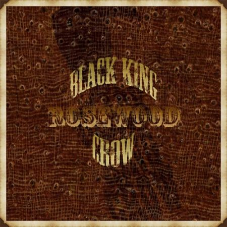 Black King Crow - Rosewood (2017) 320 kbps
