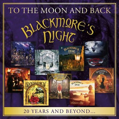 Blackmore's Night - To the Moon and Back-20 Years and Beyond [Compilation] (2017) 320 kbps