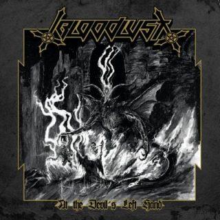 Bloodlust - At the Devil's Left Hand (2017) 320 kbps