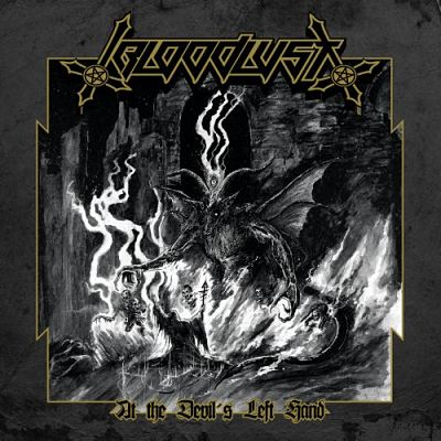 Bloodlust - At the Devil's Left Hand (2017) 320 kbps