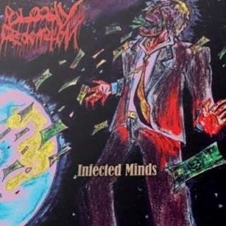 Bloody Redemption - Infected Minds (2017) 320 kbps