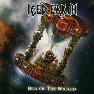 Iced Earth - Box Of The Wicked [5 CD Box Set] (2010) 320 kbps