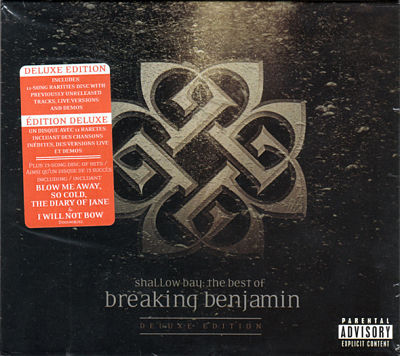 Breaking Benjamin - Shallow Bay The Best Of Breaking Benjamin [Deluxe Edition] (2011) 320 kbps