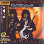 Cacophony – Speed Metal Symphony (1987) [2010, Japanese Edition, Reissue] 320 kbps + Scans