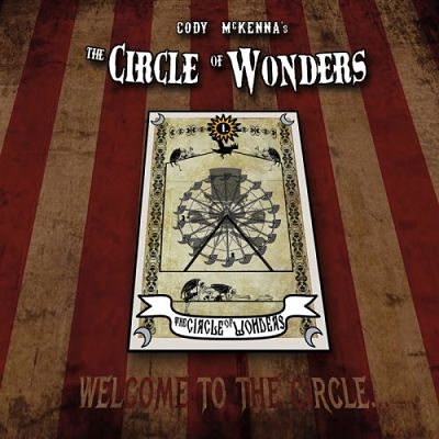 Cody McKenna - The Circle Of Wonders I: Welcome To The Circle (2017) 320 kbps