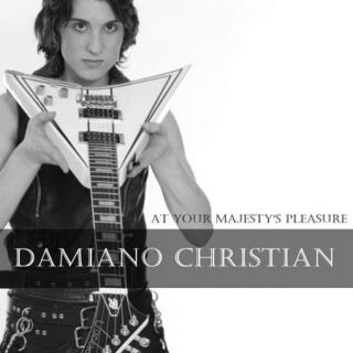 Damiano Christian - At Your Majesty's Pleasure (2017) 320 kbps