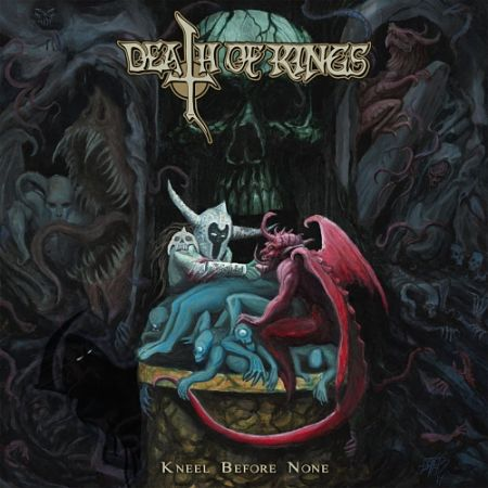 Death of Kings - Kneel Before None (2017) 320 kbps