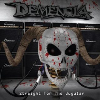 Demencia - Straight for the Jugular (2017) 320 kbps