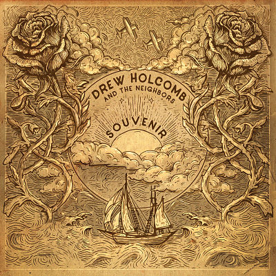 Drew Holcomb & The Neighbors - Souvenir (2017) 320 kbps