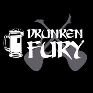 Drunken Fury - I: Warriors Of Flavor [EP] (2017) 320 kbps