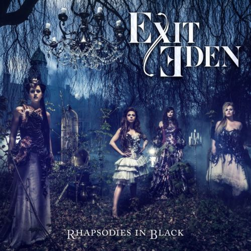Exit Eden - Rhapsodies in Black (2017) 320 kbps