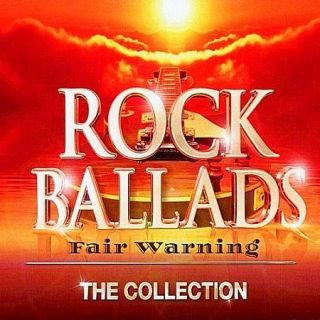 Fair Warning - Beautiful Rock Ballads [Compilation] (2017) 320 kbps