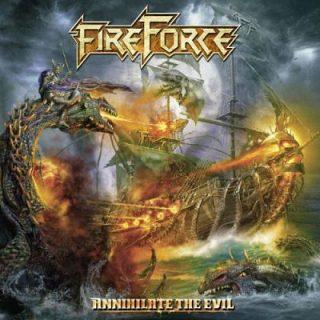 Fireforce - Annihilate the Evil (2017) 320 kbps