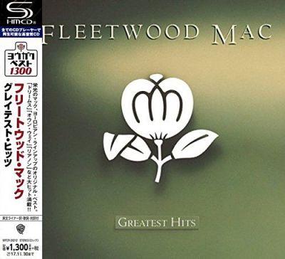 Fleetwood Mac - Greatest Hits (1988) [Japanese Edition 2017] 320 kbps + Scans