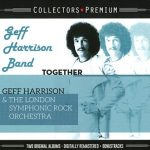 Geff Harrison - Together / Geff Harrison & The London Symphonic Rock Orchestra (1977) [Collector's Premium Edition 2017] 320 kbps + Scans