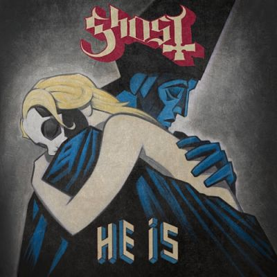 Ghost - He Is (Single) (2017) 320 kbps