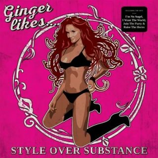 Ginger Likes... - Style Over Substance (2017) 320 kbps