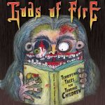 Gods of Fire - Terrifying Tales for Terrible Children (2017) 320 kbps