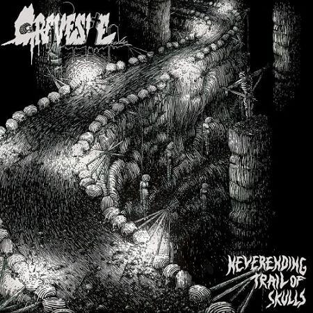 Gravesite - Neverending Trail Of Skulls (2017) 320 kbps