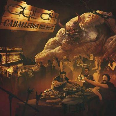 Gulah - Caballeros Del Rock (2017) 320 kbps