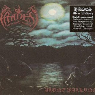 Hades - Alone Walkyng (1993) [Remastered 2017] 320 kbps + Scans