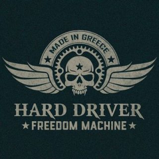 Hard Driver - Freedom Machine (2017) 320 kbps