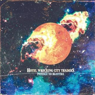 Hotel Wrecking City Traders - Passage To Agartha (2017) 320 kbps