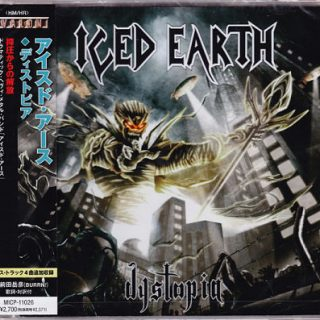 Iced Earth - Dystopia [JapaneseEdition] (2011) 320 kbps + Scans