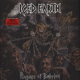 Iced Earth - Plagues Of Babylon [Limited Edition] (2014) 320 kbps + Scans