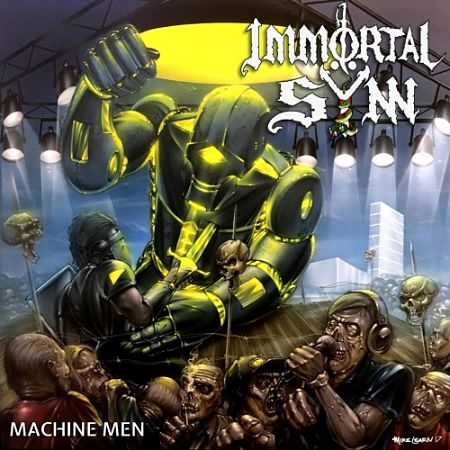 Immortal Sÿnn - Machine Men (2017) 320 kbps