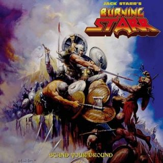 Jack Starr's Burning Starr - Stand Your Ground (2017) 320 kbps
