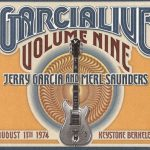 Jerry Garcia And Merl Saunders – GarciaLive Vol.9: August 11TH 1974 Keystone Berkeley (2017) 320 kbps