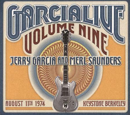 Jerry Garcia And Merl Saunders - GarciaLive Vol.9: August 11TH 1974 Keystone Berkeley (2017) 320 kbps