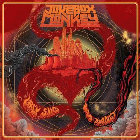 Jukebox Monkey - Grey Skies Red Planet (2017) 320 kbps