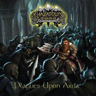 Khazaddum - Plagues Upon Arda (2017) 320 kbps