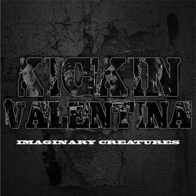 Kickin Valentina - Imaginary Creatures (2017) 320 kbps