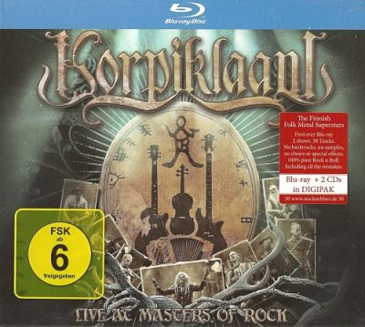 Korpiklaani - Live At Masters Of Rock (2017) 320 kbps + Scans