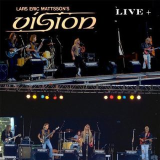 Lars Eric Mattsson's Vision - Live + (2017) 320 kbps