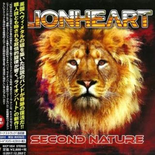 Lionheart - Second Nature [Japanese Edition] (2017) 320 kbps + Scans