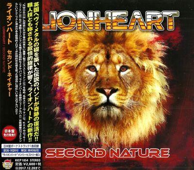 Lionheart - Second Nature [Japanese Edition] (2017) 320 kbps + Scans